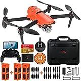 Autel Robotics EVO 2 Pro Drohne 6K HDR Video für Profis mit Robustem Paket und €429 Geschätzt Zubehörset (Benutzerhandbuch nur in Englisch)