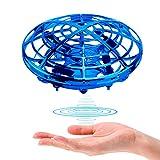 ShinePick UFO Mini Drohne, Kinder Spielzeug Handsensor Quadcopter Infrarot-Induktions-Flying Ball Fliegendes Spielzeug Geschenke für Jungen Mädchen Indoor Outdoor Fliegender Ball