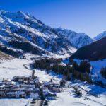 Drohnen in Skigebieten