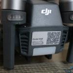 DJI Mavic Pro Drohnen Kennzeichen