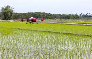 Drohnen Einsatzgebiete Landwirtschaft