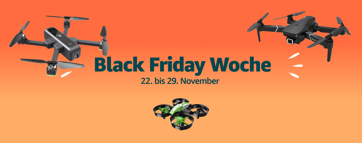 Amazon Black Friday 2019 Drohnen