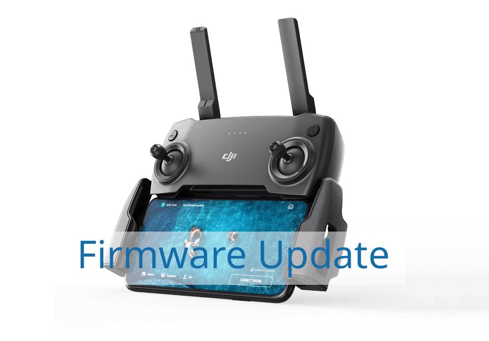 DJI Mavic Mini Firmware Update Cover