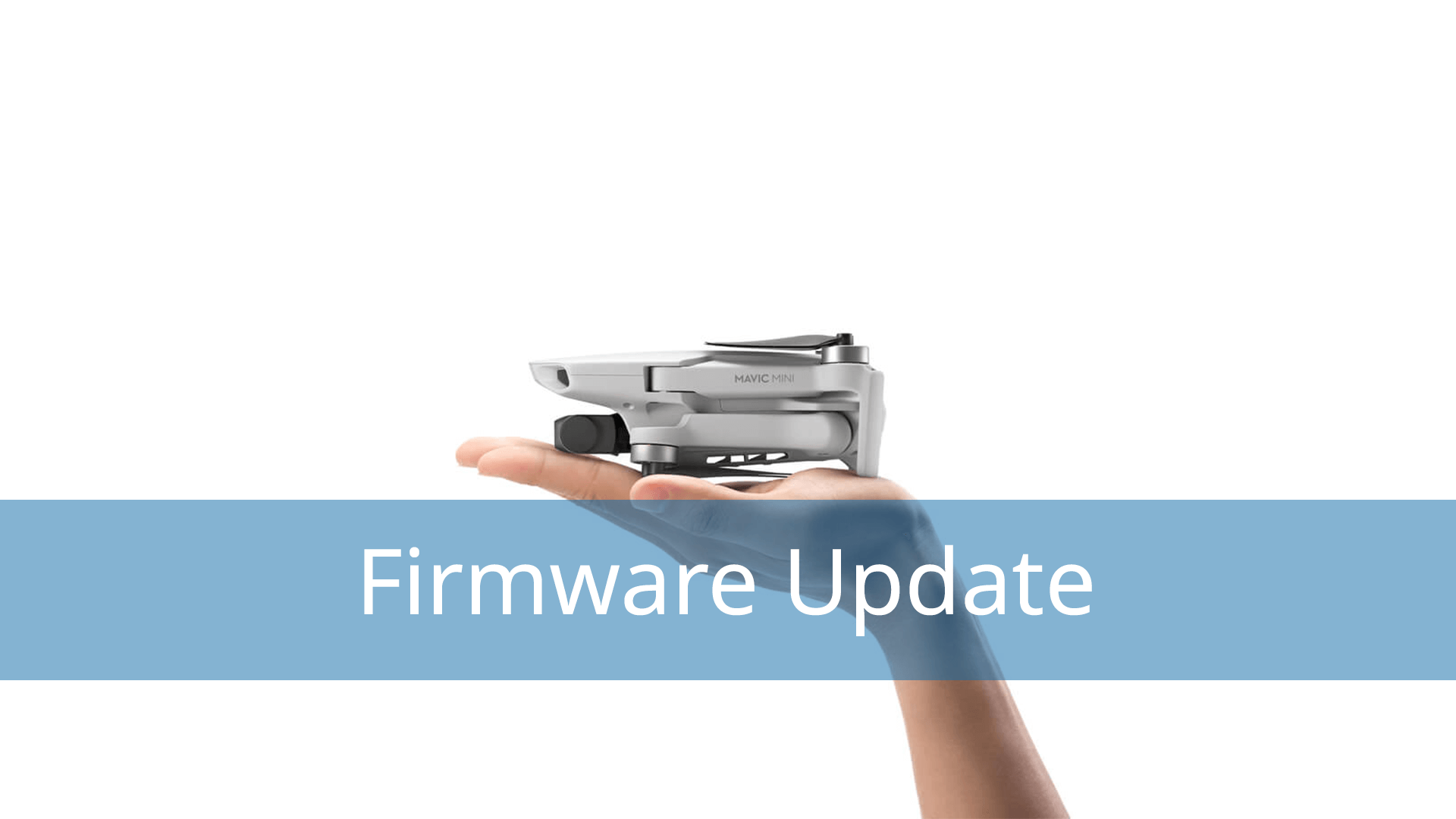 Mavic Mini Firmware Update v01-00-0500